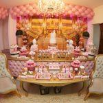 As princesas da Disney são temas de festas para crianças