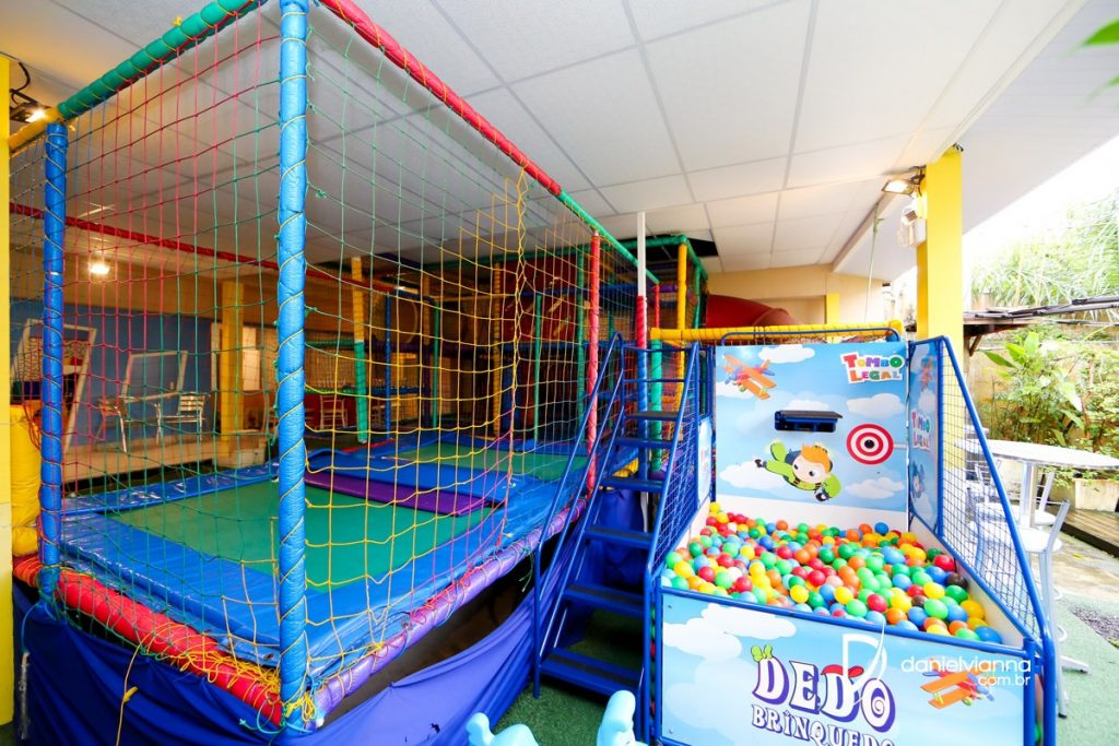 opções de entretenimento para festas infantis